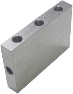 Topné těleso (d x š x v) 60 x 10 x 40 mm Rozestup děr: 20 mm QuickCool QG-IF-A6-1 x 3