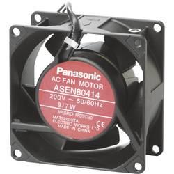 Axiálny ventilátor Panasonic ASEN804569 ASEN804569, 230 V/AC, 38 dB, (d x š x v) 80 x 80 x 38 mm