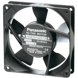 Axiálny ventilátor Panasonic ASEN10212 ASEN10212, 115 V/AC, 38 dB, (d x š x v) 120 x 120 x 25 mm