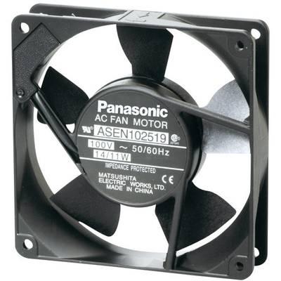 Panasonic ASEN10212 Axiallüfter 115 V/AC 120 m³/h (L x B x H) 120 x 120 x 25 mm Preisvergleich