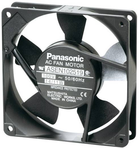 Panasonic ASEN104569 Axiallüfter 230 V/AC 174 m³/h (L x B x H) 120 x 120 x 38 mm