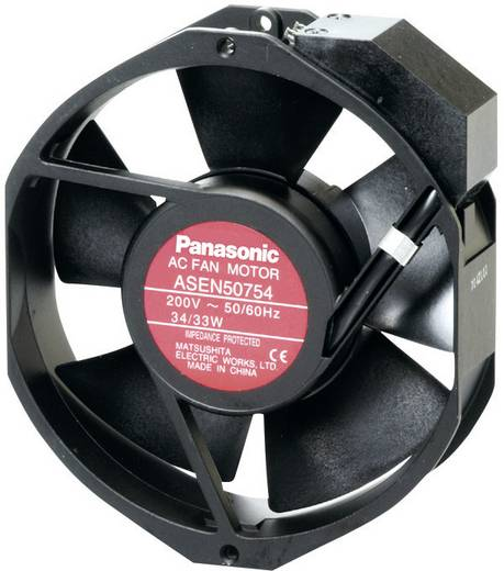 Panasonic ASEN50756 Axiallüfter 230 V/AC 360 m³/h (L x B x H) 172 x 150 x 38 mm