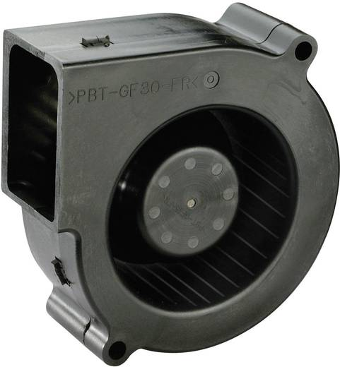 Axiallüfter 24 V/DC 15 m³/h (L x B x H) 75.7 x 75.7 x 30 mm NMB Minebea BG0703-B053-000-00