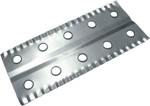 Kühllamelle (L x B x H) 130 x 55 x 0.3 mm Bohrungs-Ø: 8 mm QuickCool QV-FI-130-10-8