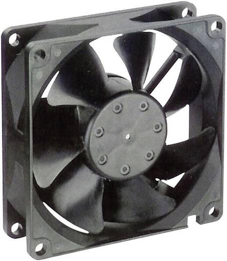 Axiallüfter 12 V/DC 66 m³/h (L x B x H) 80 x 80 x 25 mm NMB Minebea 3110KL-04W-B50