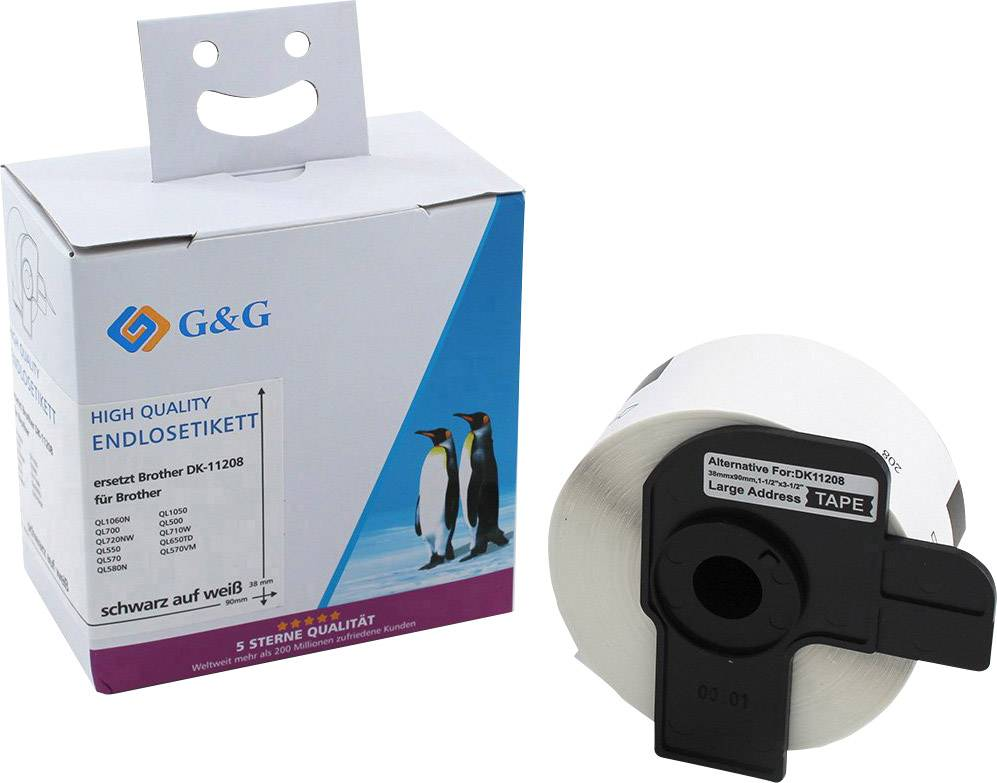 Dymo Passend Thermal Adresse Etikett Rollen 11354-57 X 32mm 1000 Etikett