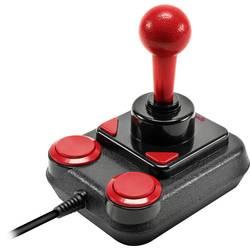 SpeedLink Competition Pro Extra joystick USB PC, Android čierna, červená