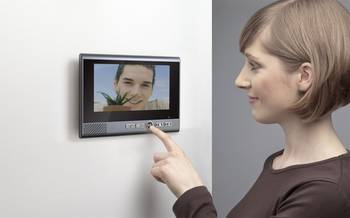 Door entry systems make everyday life much easier