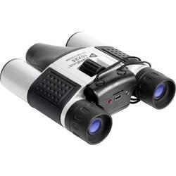 Ďalekohľad s digitálnym fotoaparátom TrendGeek TG-125 4790, 10 x 25 mm, strieborná