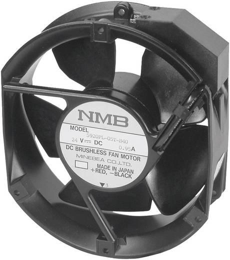 Axiallüfter 230 V/AC 300 m³/h (L x B x H) 172 x 150 x 38 mm NMB Minebea 5915PC-23T-B30
