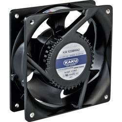 Axiálny ventilátor SEPA KA1238XA2BMT 861258403, 230 V/AC, 45 dB, (d x š x v) 120 x 120 x 38 mm