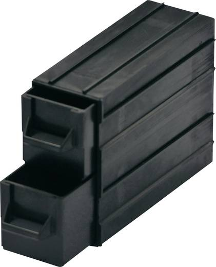 ESD-Kleinteilemagazin (L x B x H) 120 x 43 x 40 mm BJZ C-188 052