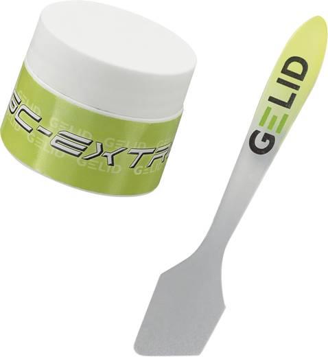 Wärmeleitpaste 8.5 W/mK 10 g Temperatur (max.): 110 °C Gelid GC-Extreme 10 g