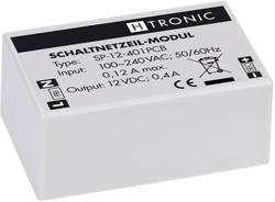 Síťový zdroj do DPS H-Tronic 1190080, 12 V/DC, 0,4 A