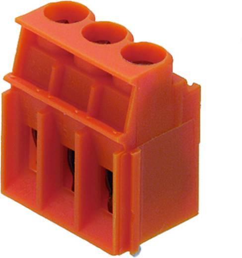 Schraubklemmblock Schwarz 1696060000 Weidmüller Inhalt: 100 St.