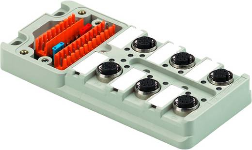 Sensor/Aktor-Passiv-Verteiler SAI-6-M 4P M12 UT Weidmüller Inhalt: 2 St.