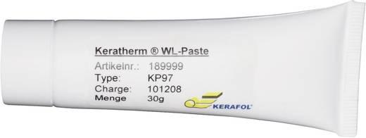 Wärmeleitpaste 5 W/mK 30 g Temperatur (max.): 150 °C Kerafol KP 97