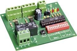 Elektronické časové relé H-Tronic, 12 V/DC, 0,1 s - 63 h (modul)