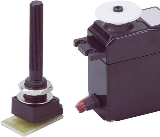 SMD Servo-Tester Conrad (L x B) 24 mm x 16 mm 1 St.
