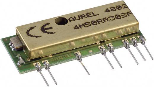 Aurel RX-4M50RR30SF Empfängermodul 5 V/DC