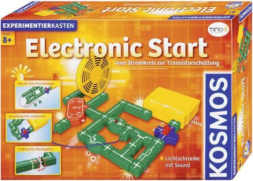 Experimentierkasten Kosmos Electronic Start mit TING-Funktion 613716 ab 8 Jahre