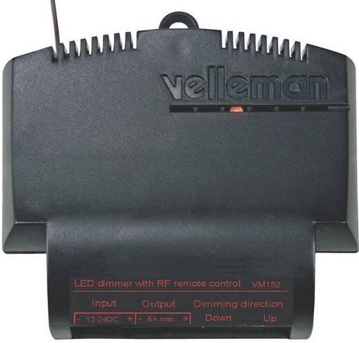 Dimmer Bausatz Velleman VM152 Ausführung (Bausatz/Baustein): Baustein 12 V/DC
