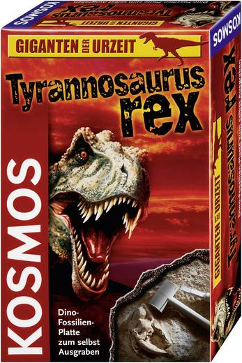 Experimentierkasten Kosmos Tyrannosaurus Rex 630362 ab 7 Jahre
