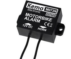 Image of Motorrad Alarmanlage Baustein Kemo M073N 12 V/DC, 24 V/DC