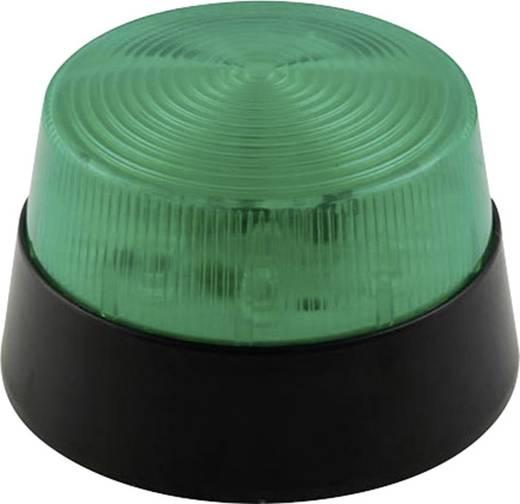 Signalleuchte LED Velleman HAA40GN Grün Blitzlicht 12 V/DC
