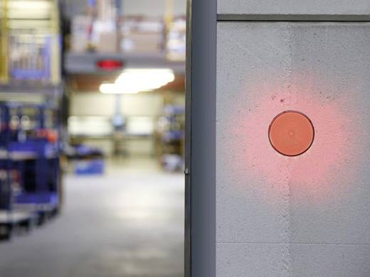 Signalleuchte LED Velleman HAA40RN Rot Blitzlicht 12 V/DC