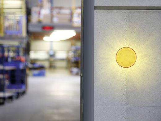 Signalleuchte LED Velleman HAA40AN Orange Blitzlicht 12 V/DC