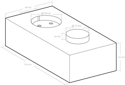 Leistungsregler Baustein Kemo FG002N 230 V/AC