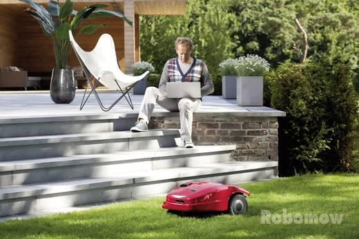rasenm her roboter robomow city 110 mit ladestation kaufen. Black Bedroom Furniture Sets. Home Design Ideas