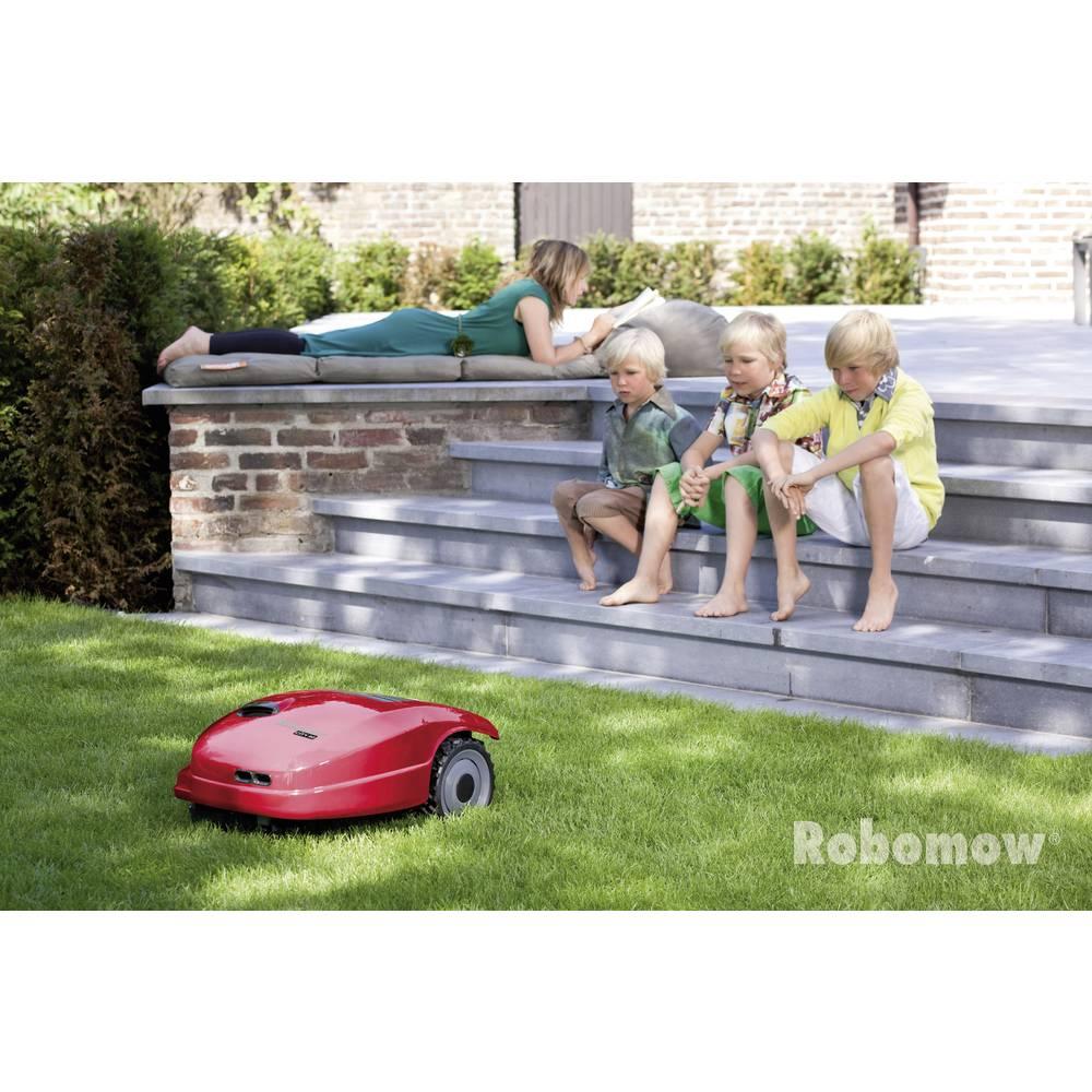 robot tagliaerba robomow city 110 con stazione di carica. Black Bedroom Furniture Sets. Home Design Ideas