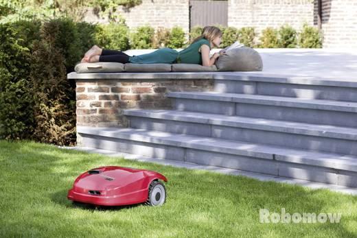 rasenm her roboter robomow city 110 mit ladestation. Black Bedroom Furniture Sets. Home Design Ideas