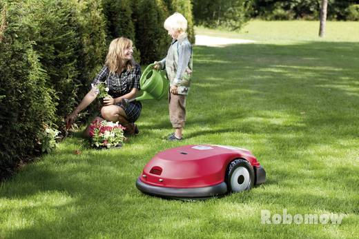 rasenm her roboter robomow city 120 mit ladestation kaufen. Black Bedroom Furniture Sets. Home Design Ideas