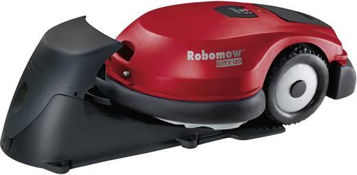 rasenm her roboter robomow city 120 mit ladestation. Black Bedroom Furniture Sets. Home Design Ideas