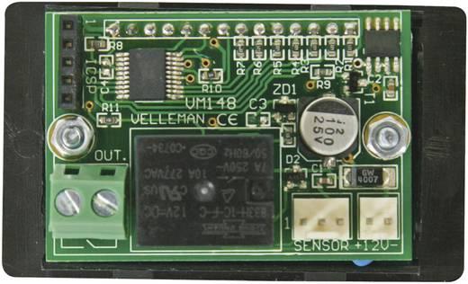 Thermostat Modul Baustein Velleman VM148 9 V/DC, 12 V/DC -18 bis 60 °C