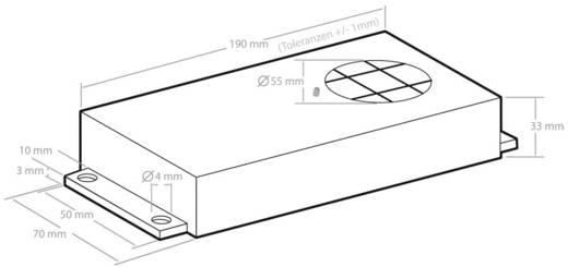 Tierabwehrgerät Ultraschall Kemo FG015 Generator 1 St.