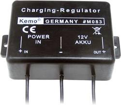 Modul regulátoru nabíjení Kemo M083, 60 x 46 x 20 mm