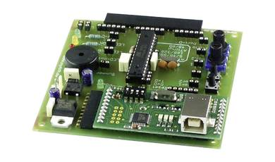 MyAVR microcontroller learning systems