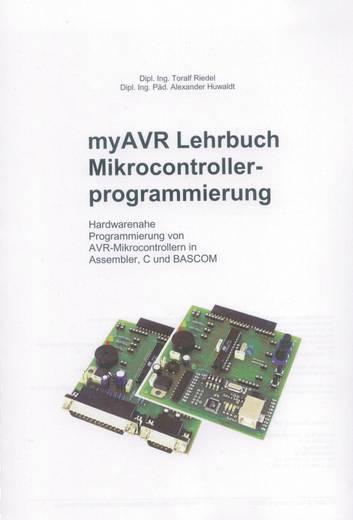 Lehrbuch myAVR Mikrocontroller-Programmierung