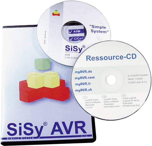 Softwarepaket myAVR SiSy AVR Softwarepaket