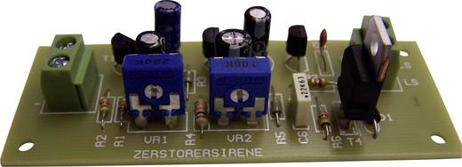 Soundmodul Schiffsirene 6 - 12 V