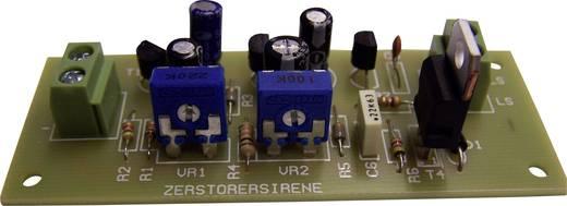 Soundmodul Schiffsirene mistlursljud 6 - 12 V