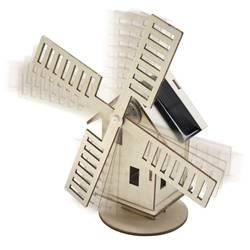 Solární větrný mlýn Sol Expert 40009