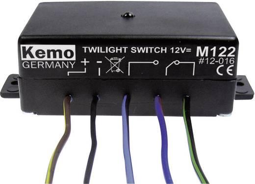 Dämmerungsschalter Baustein Kemo M122 12 V/DC