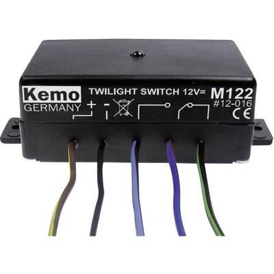 Dämmerungsschalter Baustein Kemo M122 12 V/DC Preisvergleich