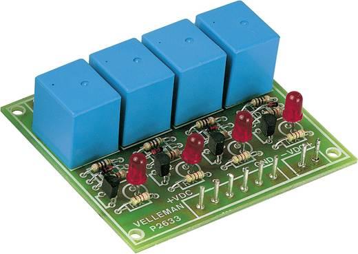 Relaiskarte Bausatz Velleman K2633 9 V/DC