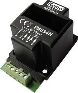 Amplificateur Mono (kit monté) Kemo M034N 6 V/DC, 9 V/DC, 12 V/DC, 16 V/DC 40 W 4 Ω 1 pc(s)